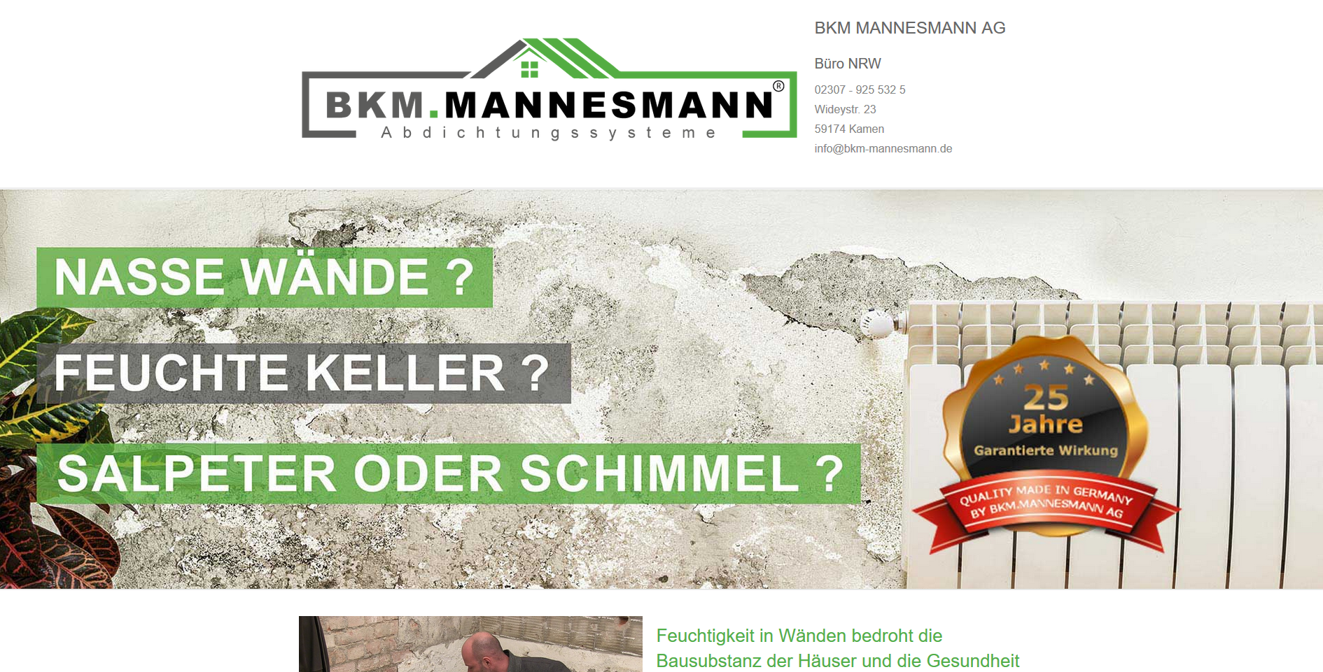 Websites Filme Design Aus Montabaur Bluereh Media