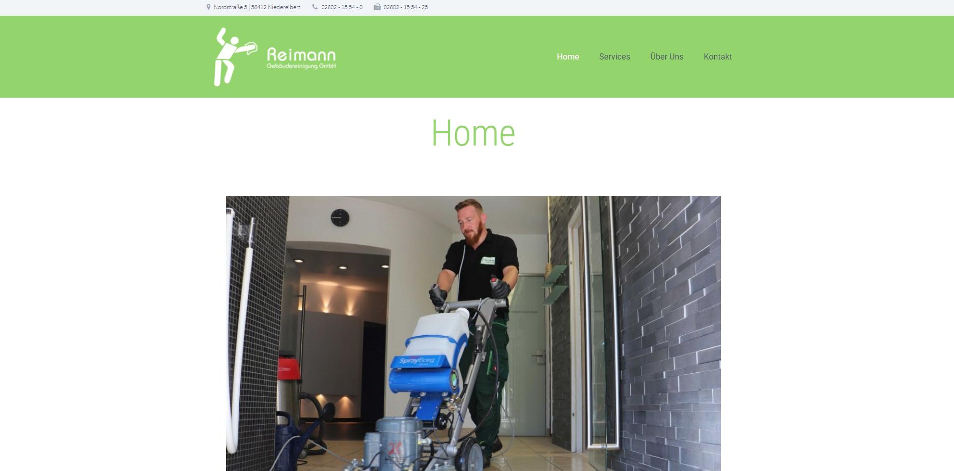 Gebäudereinigung Reimann