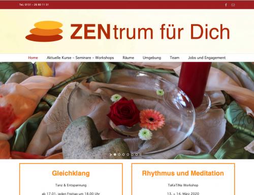 Homepage – ZENtrum für Dich